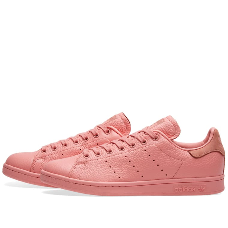online store bedf2 9ca8e ... italy adidas stan smith pastel tactile rose raw pink 2 2629d bbc5f ...