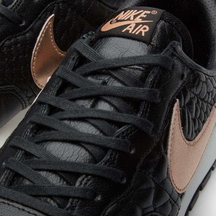 Uitzonderlijk Nike W Air Pegasus '83 Premium Quilt (Black & Metallic Rose Gold &NO76