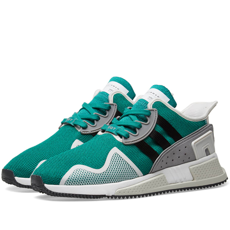 86887e7f1df8 Adidas EQT Cushion ADV (Sub Green   Black)