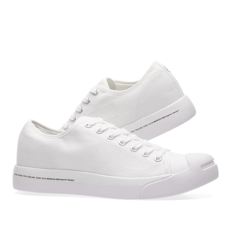7a68df237707c6 Converse x Fragment Design Jack Purcell Modern (White)