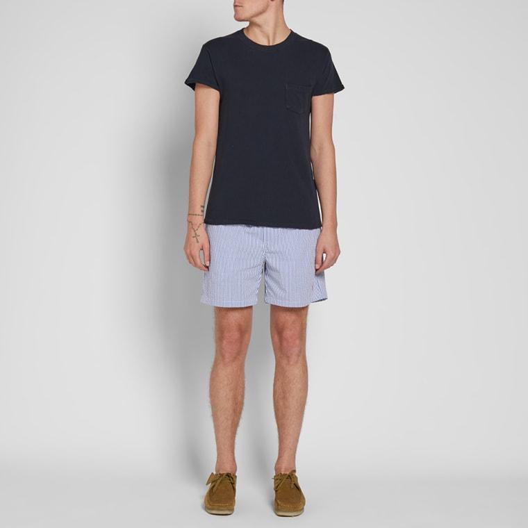0e5d553926 buy polo ralph lauren seersucker traveller swim short blue white 6 25afb  3b2ae