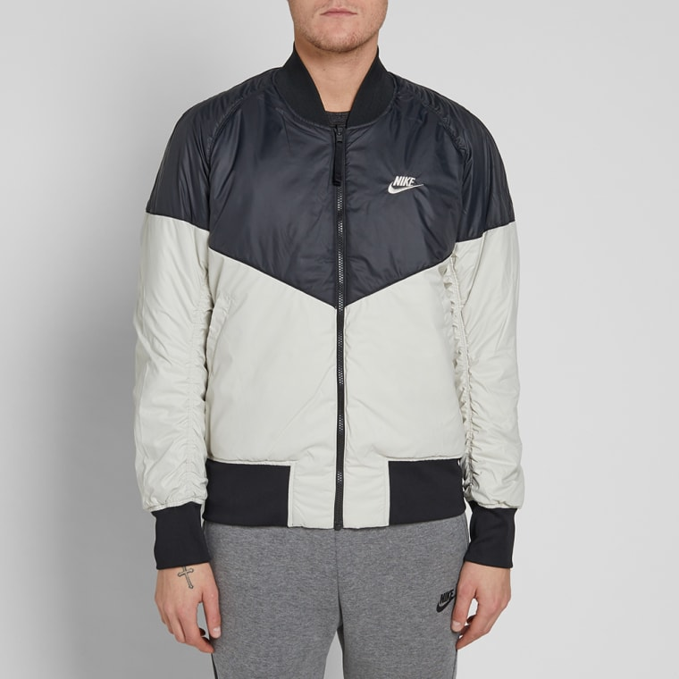 nike light bone jacket