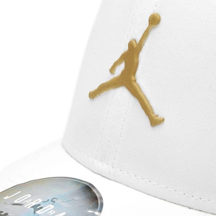 059c2bd69d7 ... discount code for nike air jordan x ovo classic 99 cap white metallic  gold 4 1efe9