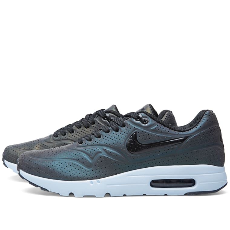 nike air max 1 ultra moire iridescent deep pewter black end