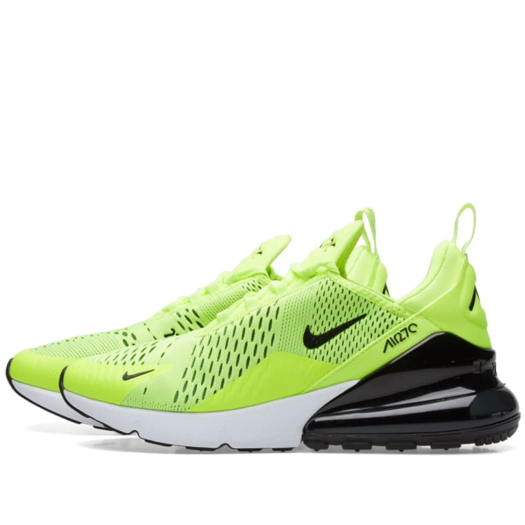 hot sale online ad1c1 028cb ... canada nike air max 270 volt black dark grey 2 adef5 02f2d