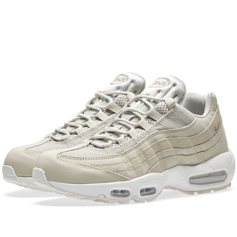 55eff6502d Buy nike air max 95 white grey > Up to 38% Discounts