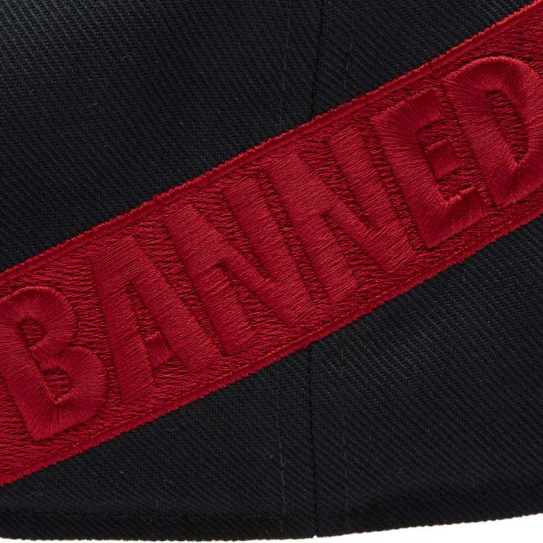 6c44187ae7b3d ... spain nike jordan premium sb 3.0 banned cap black gym a05a2 af528