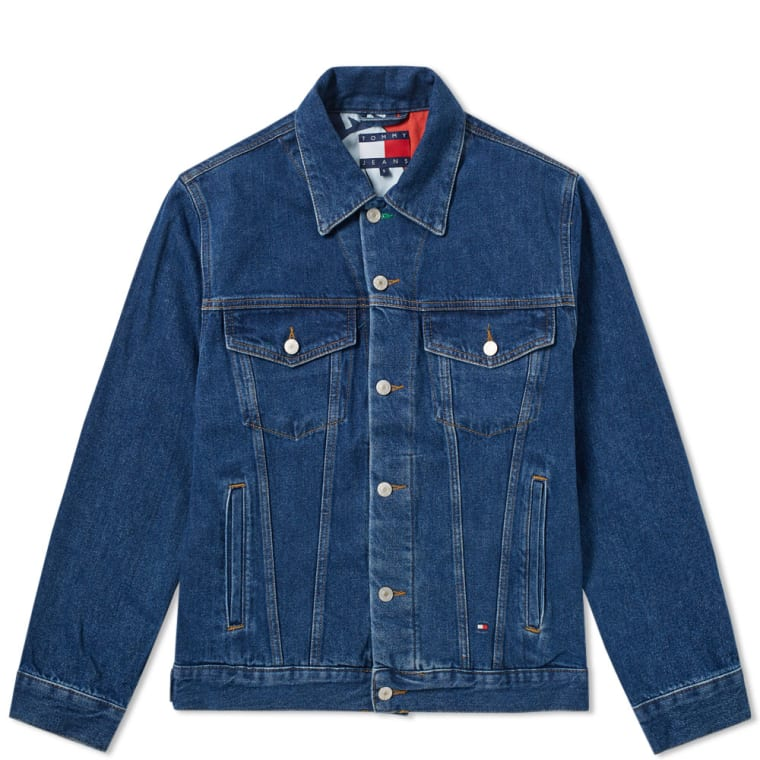Tommy Jeans 90s Denim Jacket (Denim Blue) | END.