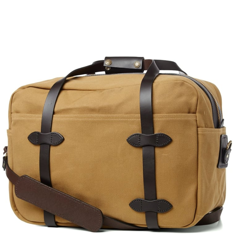 Filson Medium Travel Bag Tan 2