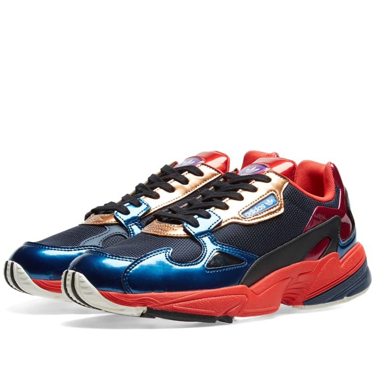 Adidas Falcon W Navy Red End