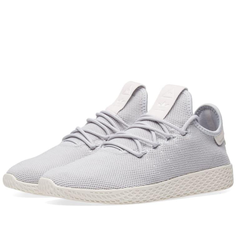 Adidas PW Tennis HU W (Light Solid Grey   White)  bdf87e2d9
