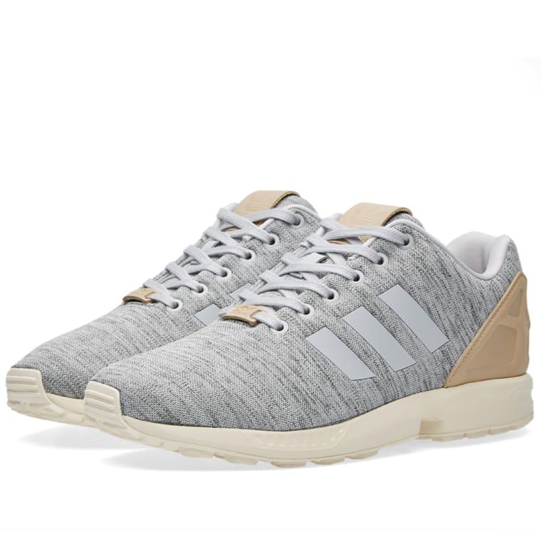 b66ea8d93 ... australia adidas zx flux solid grey pale nude 1 a5912 2ceb8
