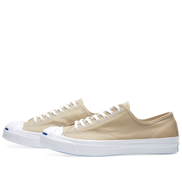 Converse Jack Purcell Signature Ox (Vintage Khaki   White)  f188be783
