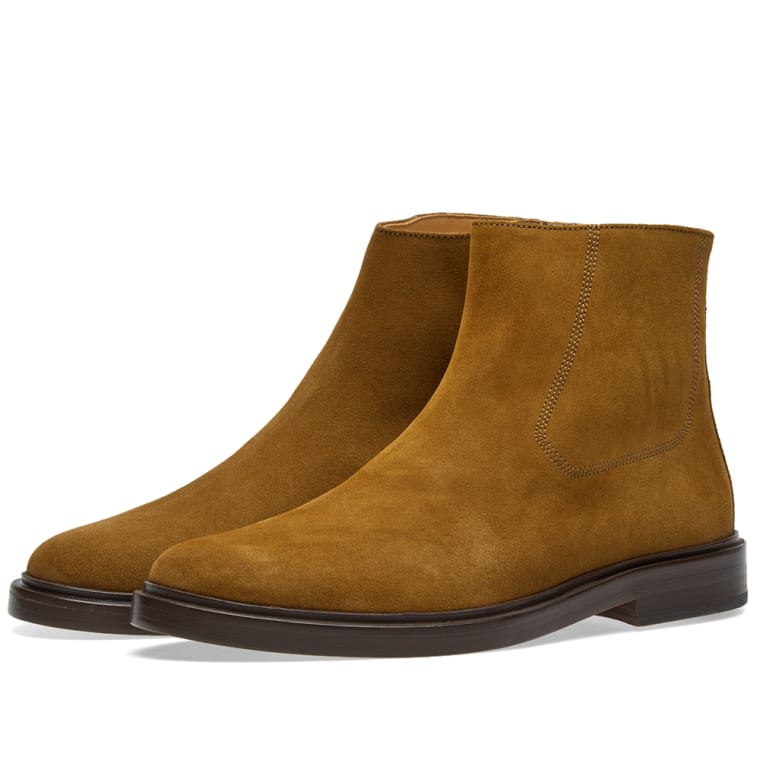 A.P.C. Off-White Country Boots