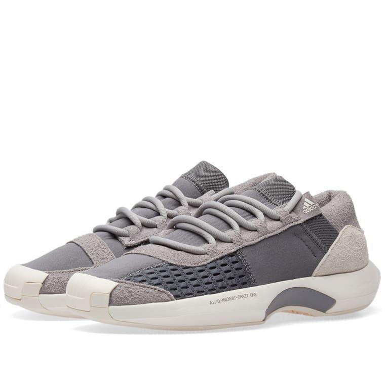 huge discount b5e16 8bc83 Adidas Consortium Crazy 1 ADV Grey  Power ...