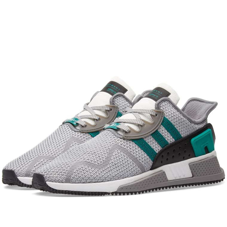 official photos 5d7be 7a26f ... discount code for adidas eqt cushion adv grey two sub green white 1  39e66 a91b4 ...