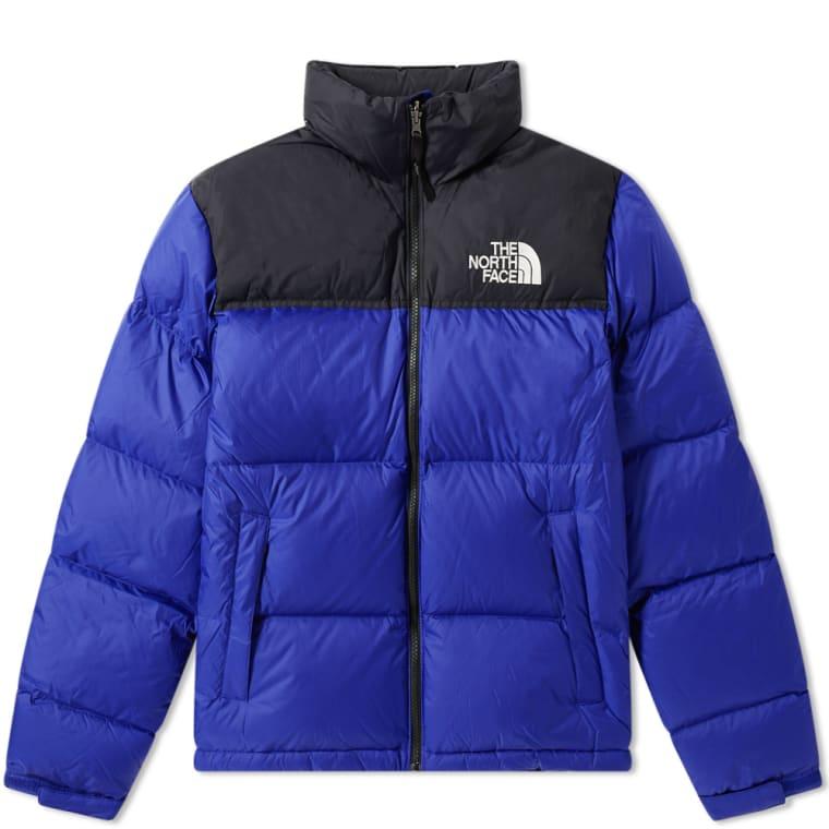 The North Face 1996 Retro Nuptse Jacket Aztec Blue End