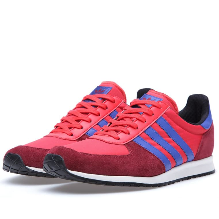 quality design dc92c b3814 Adidas Adistar Racer Vivid Red  True Blue 5