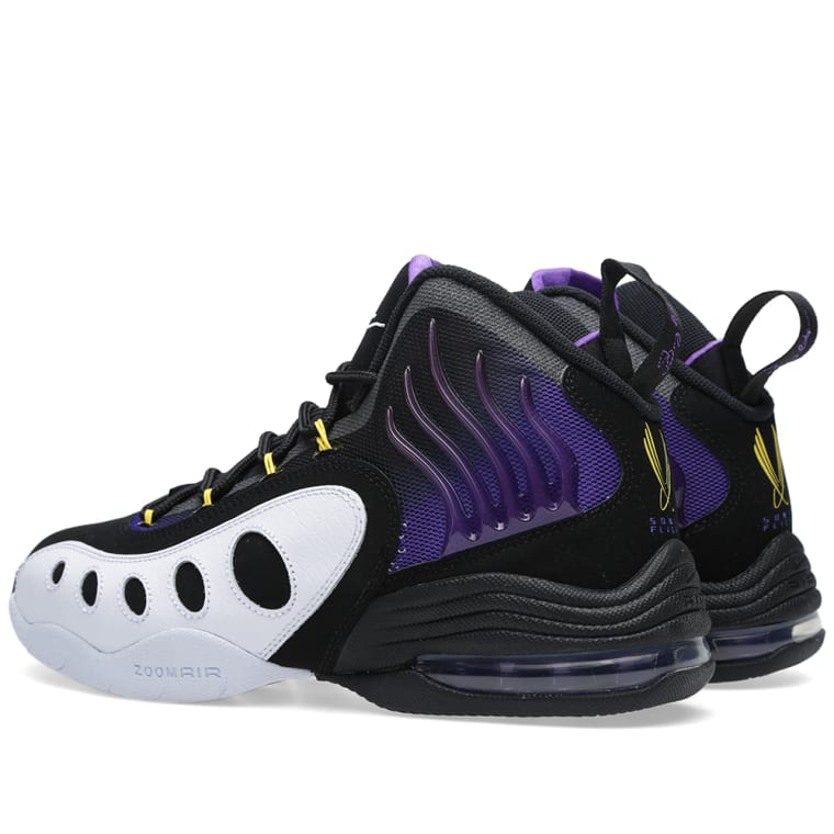 finest selection 74837 f1f15 Nike Sonic Flight Black  Purple Venom 1