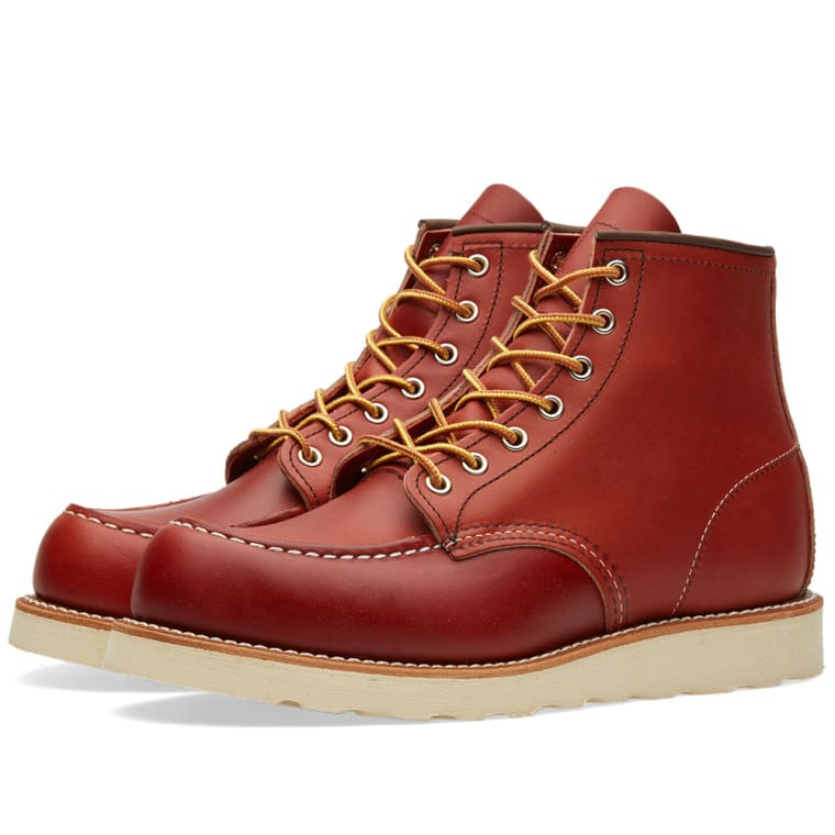 red wing end