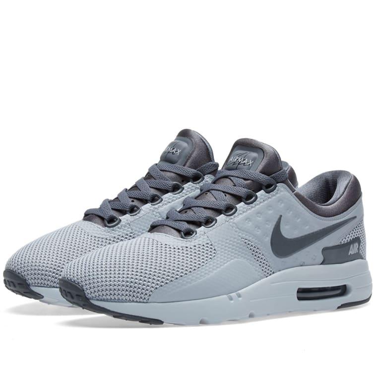best service 012d9 7fb50 Nike Air Max Zero Essential Wolf Grey, Platinum  Black 1
