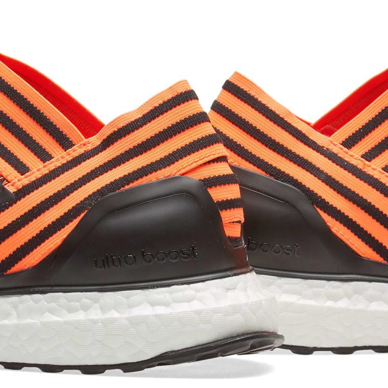 e18cf7c6fec50 ... cheap for sale Adidas Consortium Nemeziz Tango 17+ 360 Agility Ultra  Boost Solar Orange Solar ...