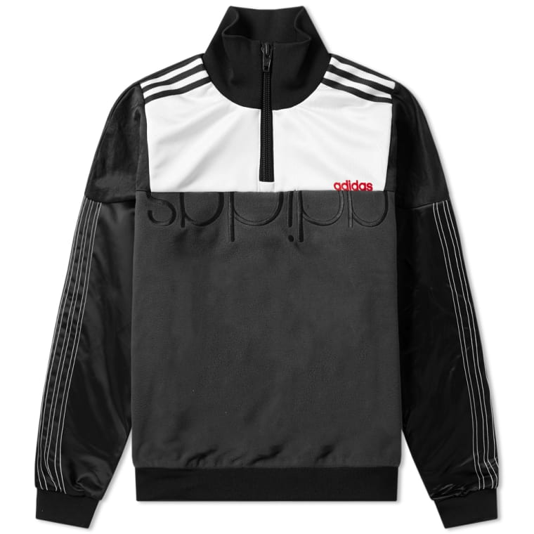 c6875ae6938f Adidas Originals by Alexander Wang Disjoin Pullover Sweat (Black)   END.