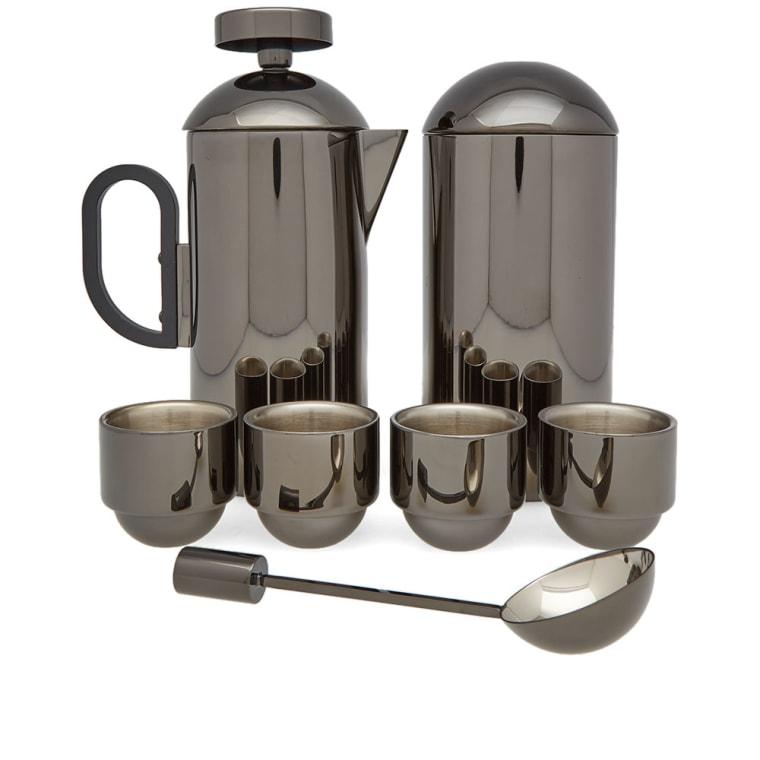 Tom Dixon Brew Cafetiere Gift Set Black 1