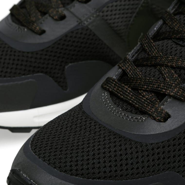 buy popular 04991 295ca Nike Air Pegasus 8330 Black  Newsprint 6
