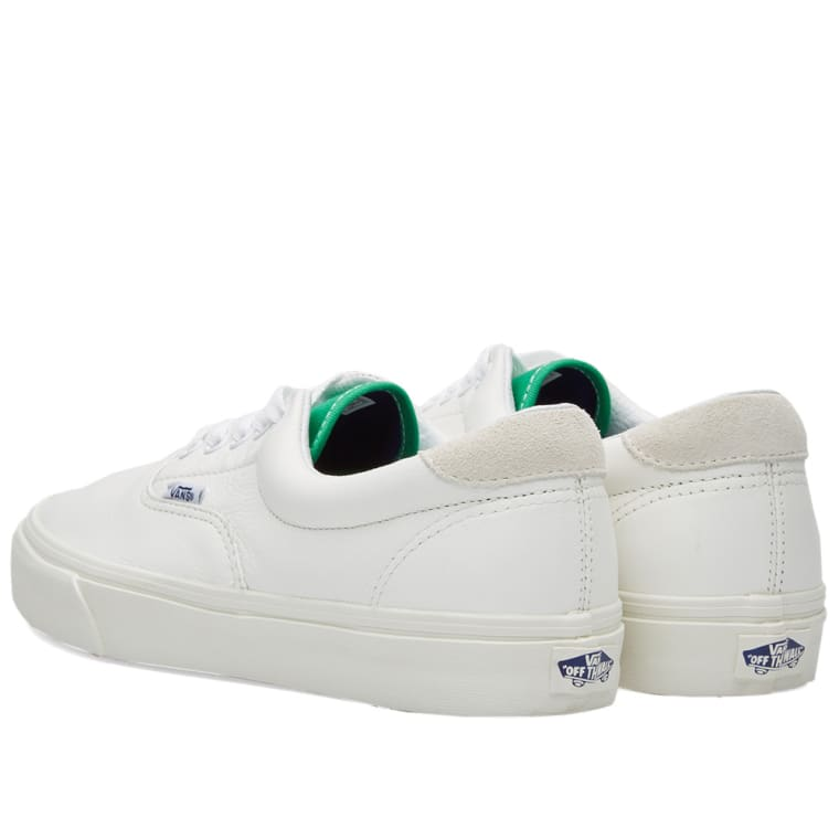 Vans Era 59 (True White   Kelly Green)  54efa5e1e