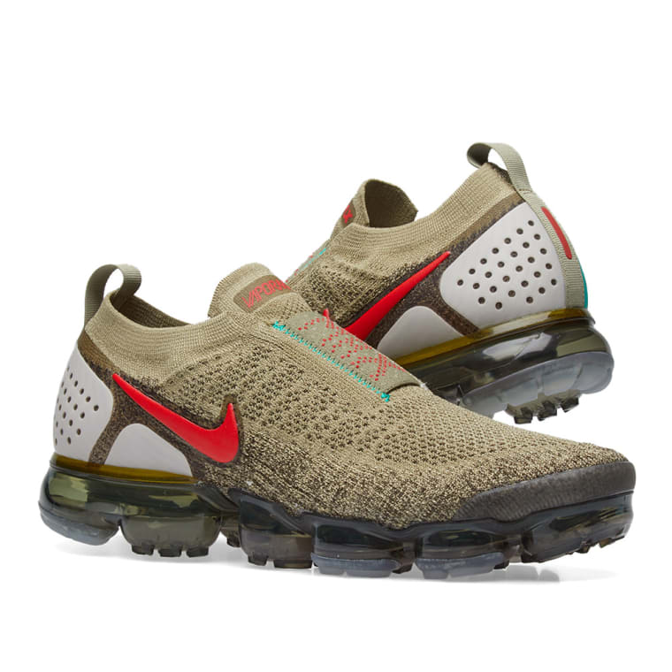 635bf8ba39e ... spain nike air vapormax flyknit moc 2 neutral olive red hazel 7 6c1a2  086f7