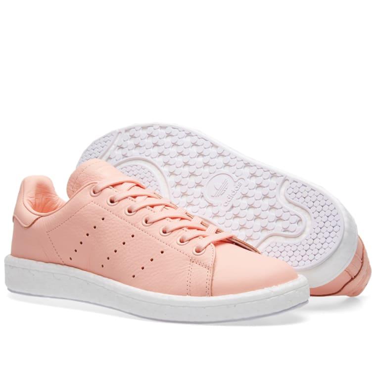31541c35a0d784 Plus Free Shipping Adidas Stan Smith Boost. Haze Coral. AU149 AU59.