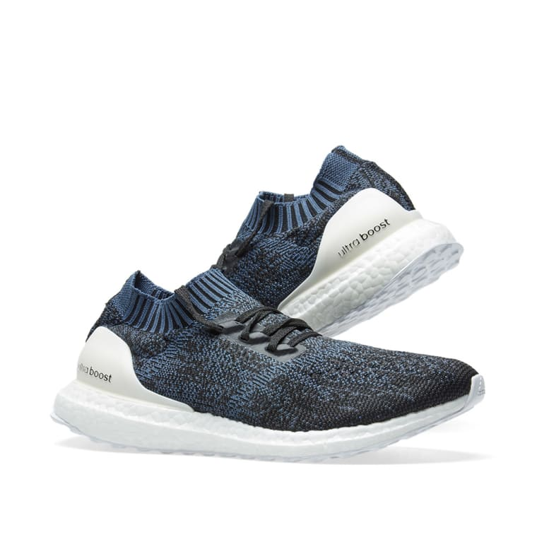 fb96f2607 ... amazon adidas ultra boost uncaged tech ink core black white 7 c3dbc  34d52