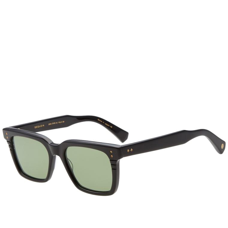 5eef89475e0d Dita Sequoia Sunglasses (Matte Black   Vintage Green)