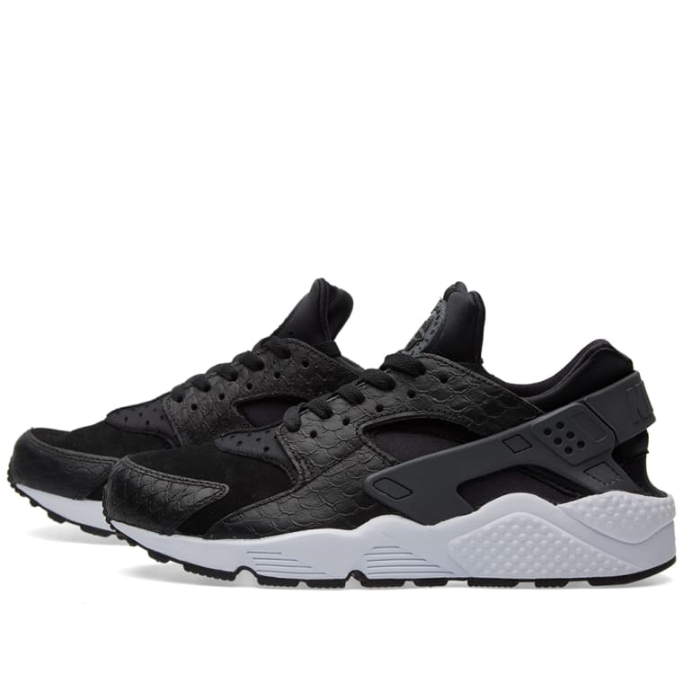 4e8358bb15c67 Nike Air Huarache Run Premium (Black