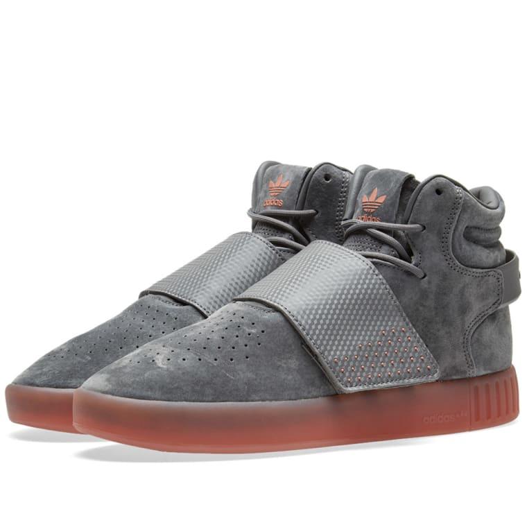 Cheap Adidas Originals Tubular Viral Women's Running Shoes Grey