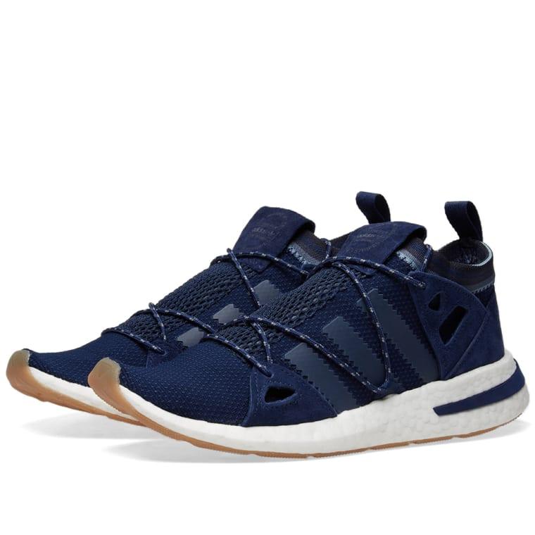 68945c5ffcc497 Adidas Arkyn W (Dark Blue