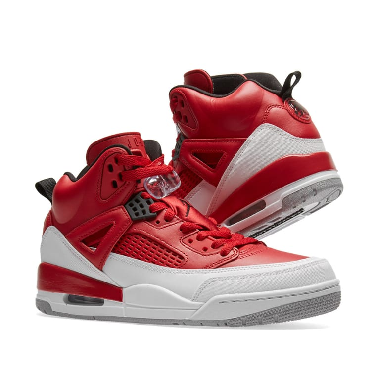 100% authentic 9b3f1 10304 ... low price nike jordan spizike gym red black white 7 a404b 2935d