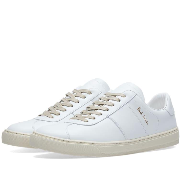 White Levon Sneakers Paul Smith