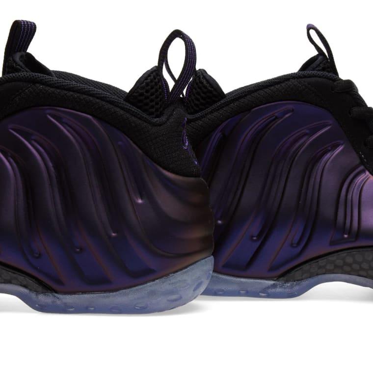 newest f1349 844d2 314996-501 Nike Air Foamposite One Electro Purple Total Purple And Black  Foamposites  Nike Air Foamposite 1 (Black   Varsity Purple)