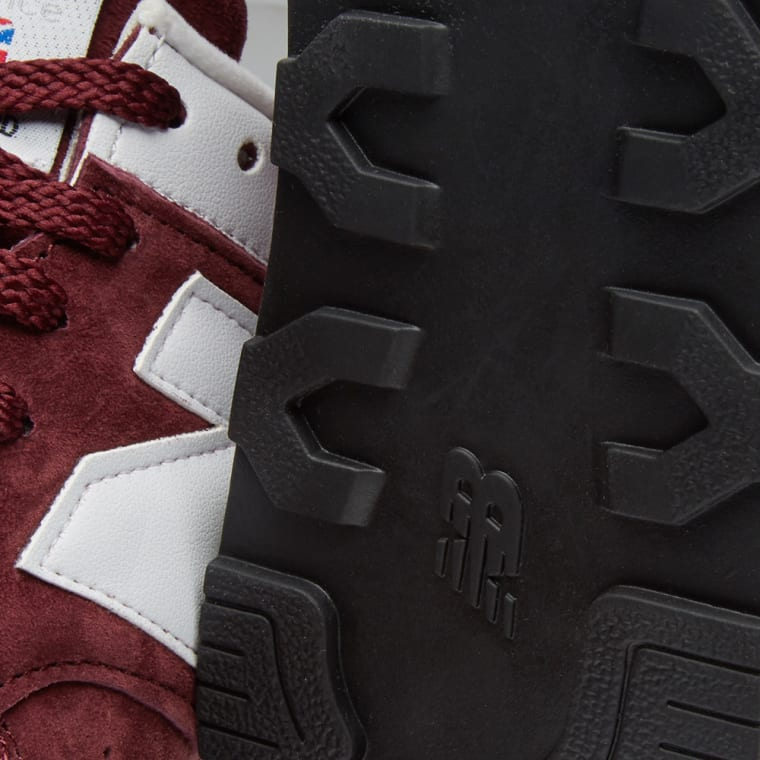 883df81333d0 New Balance M576PRW - Made in England (Burgundy   White)