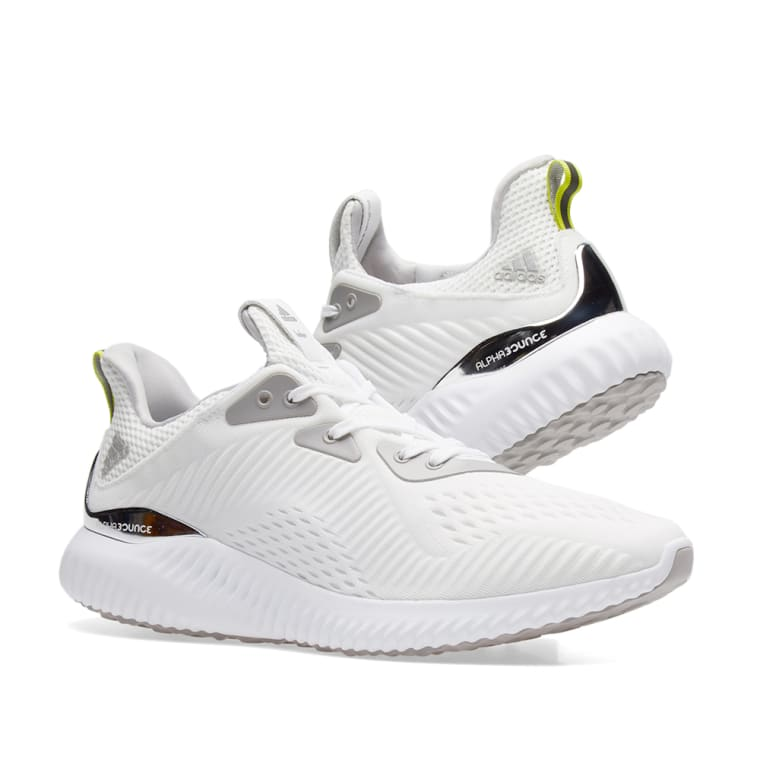 low priced 2657e a3a8e Adidas Consortium x Kolor Alphabounce White  Grey 7