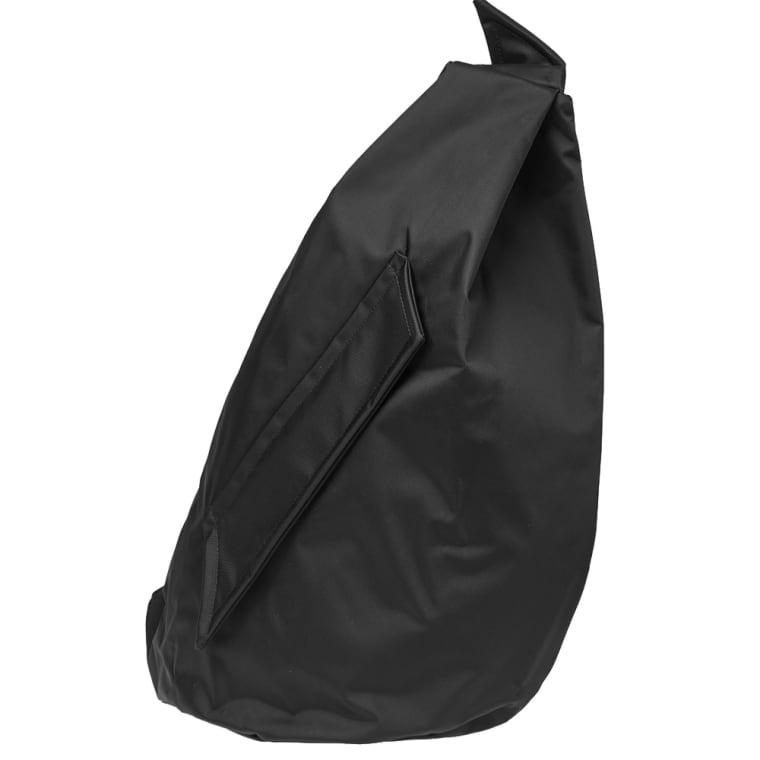Eastpak X Raf Simons Sleek Sling Backpack (Black Refined