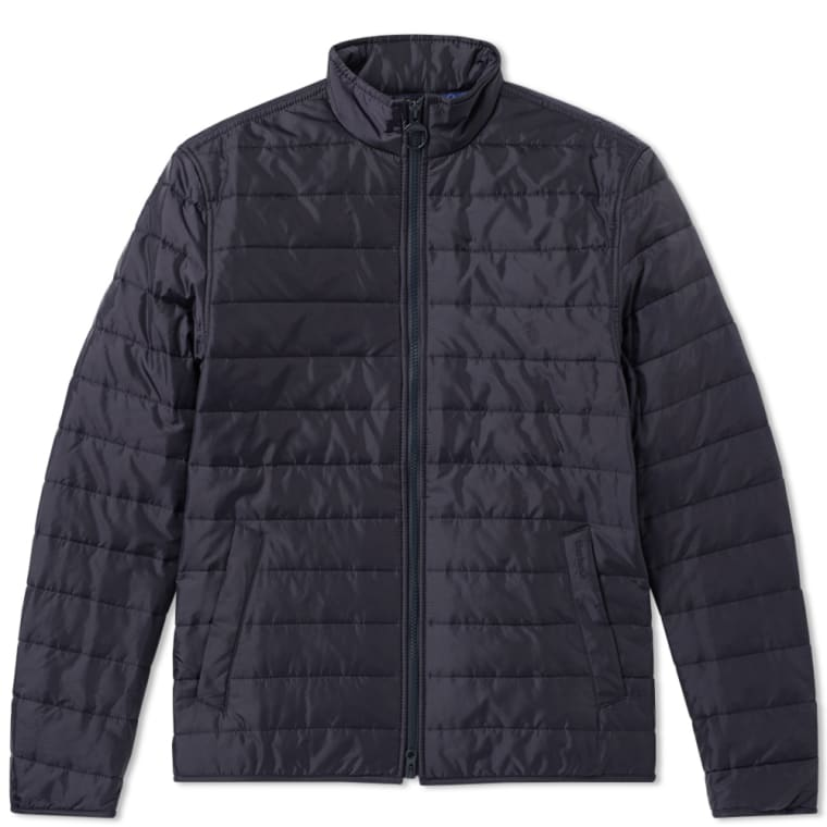 Barbour Upton Quilted Jacket (Navy) | END. : quilted jacket navy - Adamdwight.com