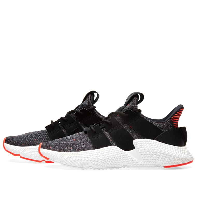 23a5dfeefb70 Adidas Prophere (Core Black   Solar Red)   END.