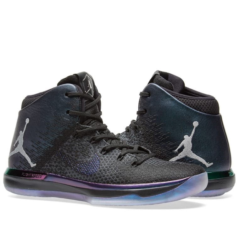 c80222c747e ... authentic nike air jordan 31 asw all star black metallic 81dd2 a0c5f