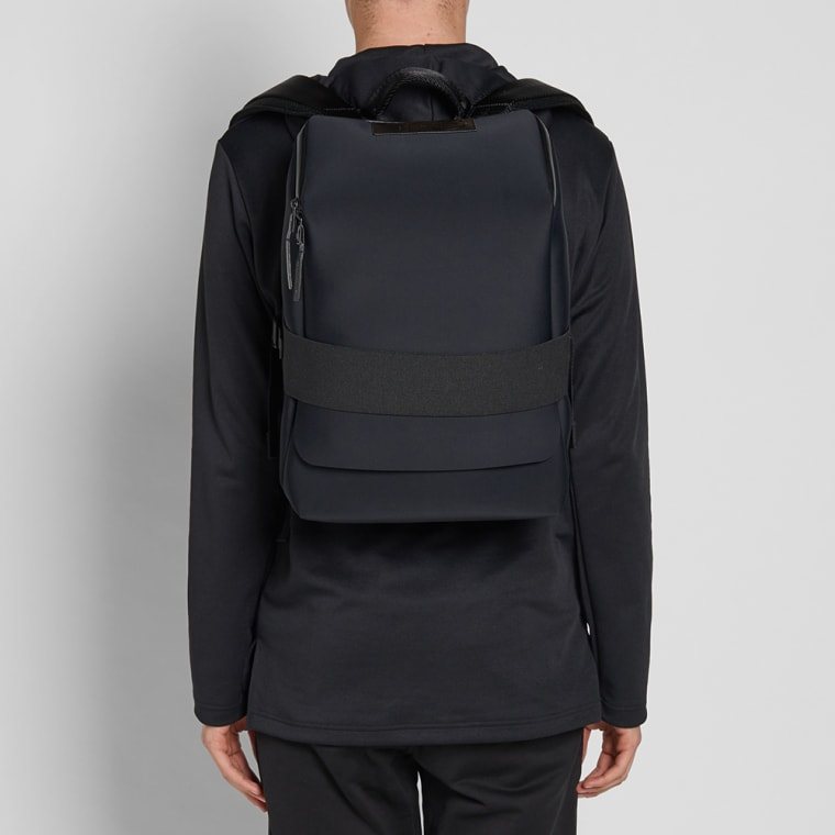 c7d615ccf094 Y-3 Qasa Small Backpack (Black)