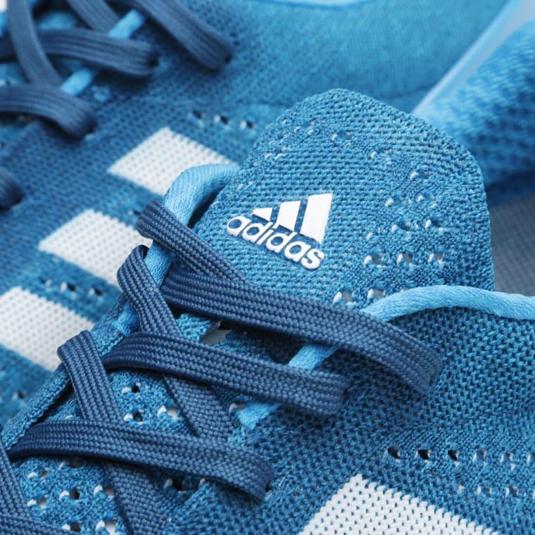 Adidas Consortium Primeknit y Pure Boost (azul solar Consortium y blanco Primeknit corriendo) 713a082 - sfitness.xyz