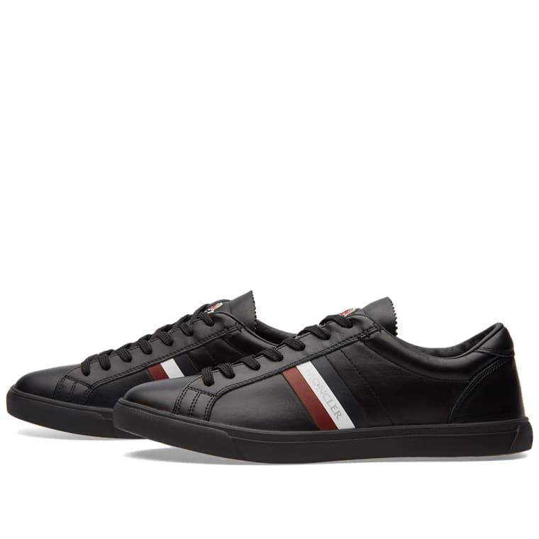 Moncler Classic Monaco Sneaker (Black)