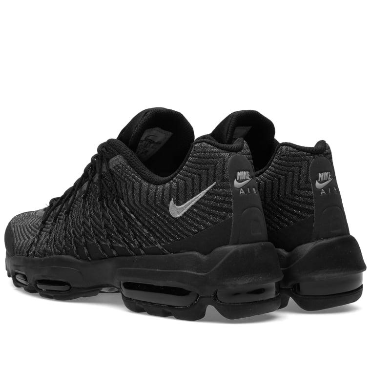 hot sales 595e1 59829 ... order nike air max 95 ultra jcrd black silver dark grey 3 258e6 86169